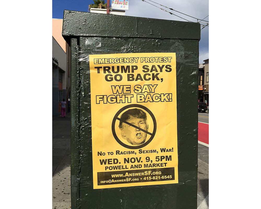 Anti-Trump_protest_announcement_Mission_District_San_Francisco_Schulenburg