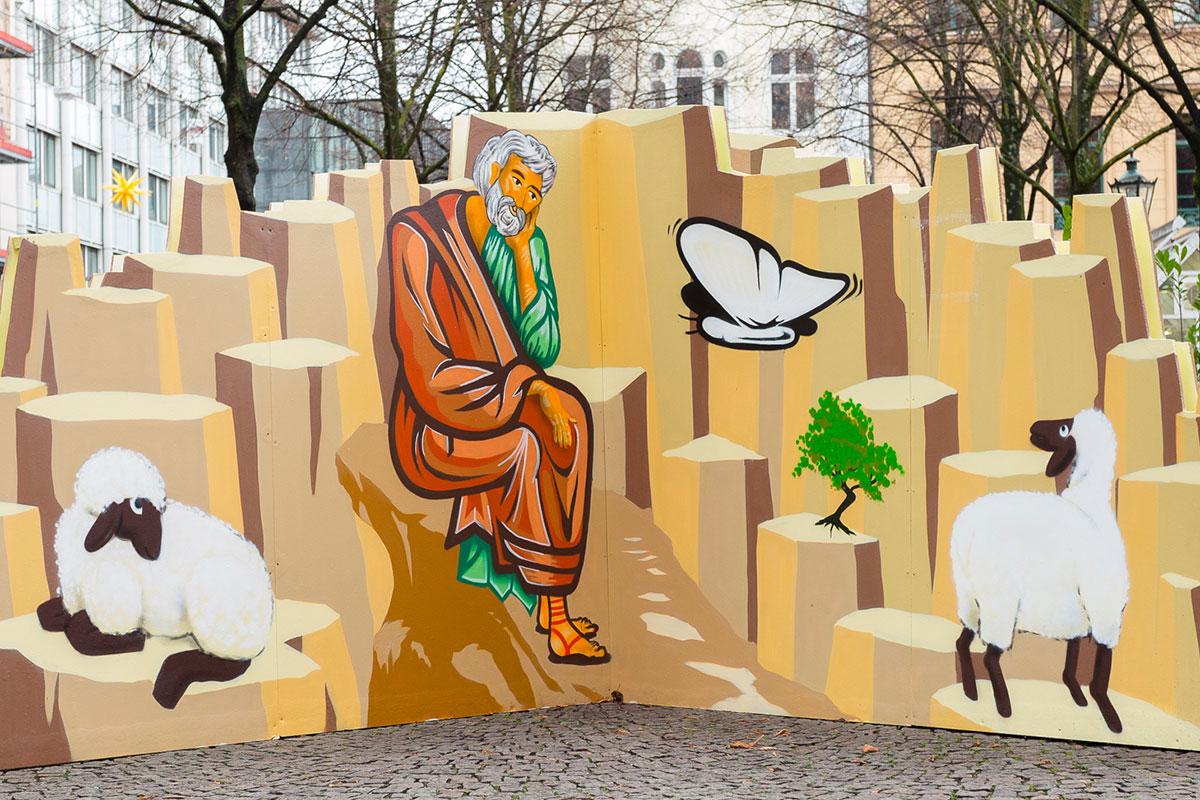 JosefsTraum-Graffiti-Krippe-2016