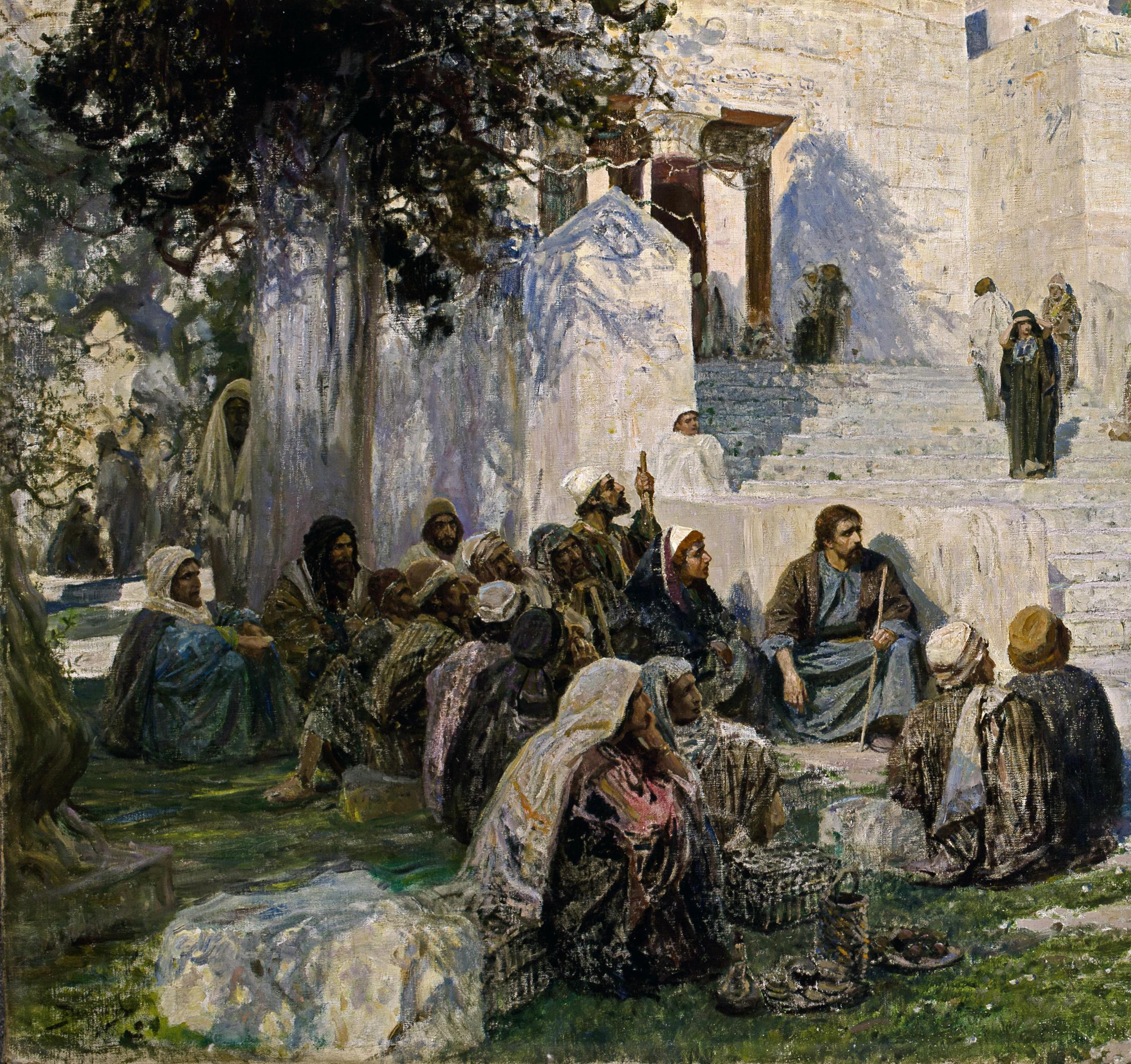 Wer-ohne-Sünde-ist-Wassilij-Dimitriewitsch-Polenow-Ausschnitt-Gruppe-Jesus