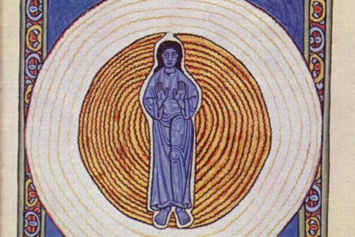 Hildegard-Dreifaltigkeit